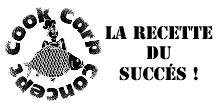 Logo Carp cook concept