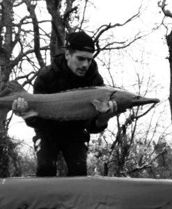 Retour d'une session sur le plan d'eau de Fish Fighters situé à la Roche-sur-Yon, en Vendée (85).