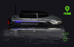 Bateau amorceurND Smart Bait Boat