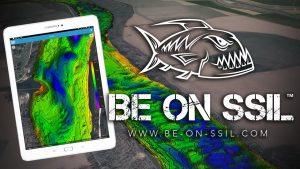 Be-On-Ssil est une application «ᅠpensée par des pêcheurs pour des pêcheursᅠ» qui vous permet d'afficher sur un fond Google Map la carte du fond des lacs, fleuves et rivières