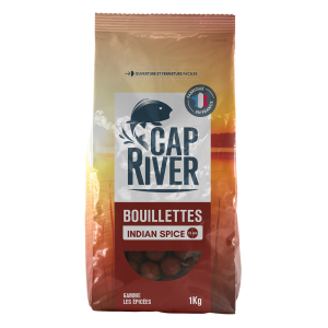 CAP RIVER est une marque d'appâts spécialement conçus pour la pêche de la carpe, élaborés et fabriqués en France, respectueuse de l'environnement et aux ingrédients finement sélectionnés.