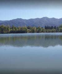Plan d'eau de Villelongue-dels-Monts
