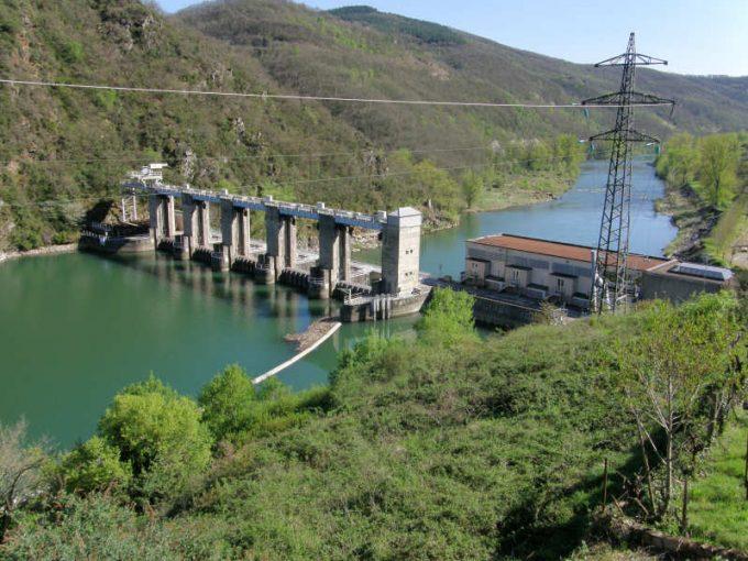 Lac de la Jourdanie