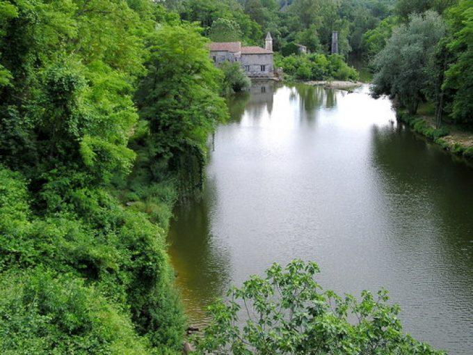 Moulin sur le Dadou