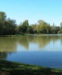 Petit lac de Peyssies