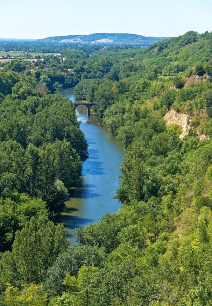 L'Agout – De Lavaur à St Sulpice
