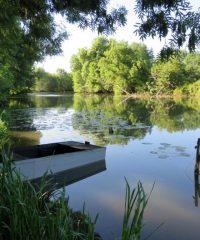 La rivière Arnon