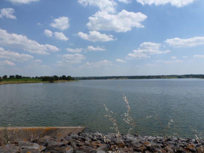 Le lac du Verdon
