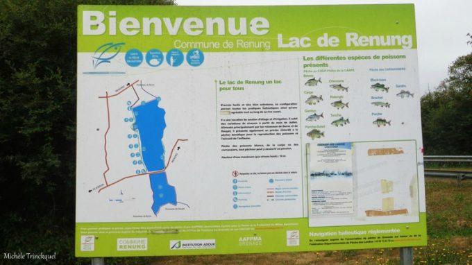 Panneau Information