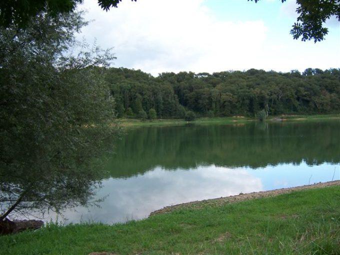 Lac Balaing Navailles ou Argelos