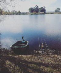 Le lac Alfarofia