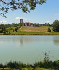 Lac de Bourgés