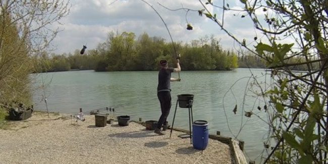 Pêcher la carpe au Zig