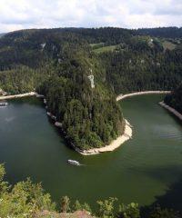 Le Doubs navigable