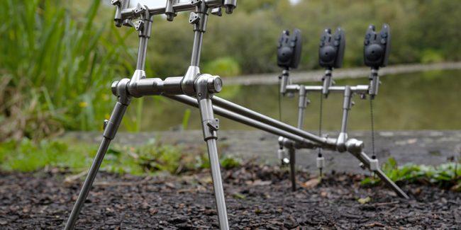 Comment choisir son Rod Pod pour pêcher la carpe ?