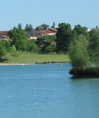Lac de Saramon