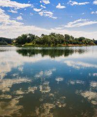 Lac de Thoux St Cricq
