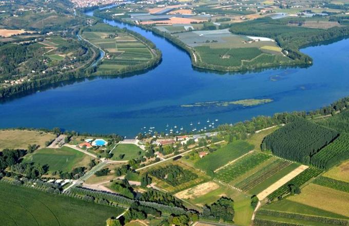 Plan d'eau St-Nicolas de la Grave