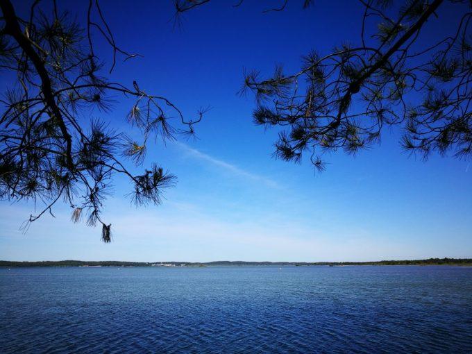 Lac de Hourtin -