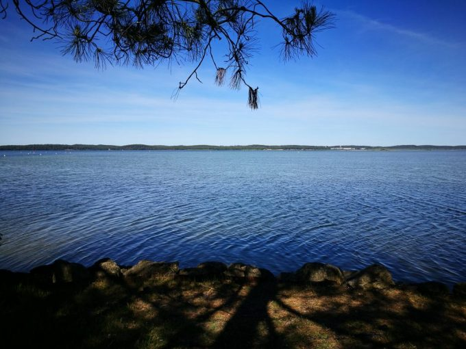 Lac de Hourtin Featuring Dîne