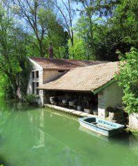 Le Canal de Bourgogne – Secteur Plombières Les Dijon