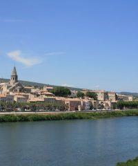 Le Rhône – Secteur Bourg Saint Andéol
