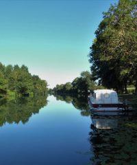 La Charente – Secteur Courbiac