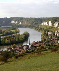 La Seine – Parcours Andelys
