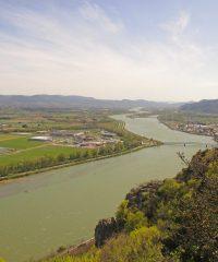 Le Rhône – Secteur Pouzin