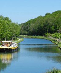Le Canal de Bourgogne – Secteur Montbard