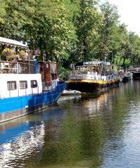 Le Canal du Centre – Secteur Chagny