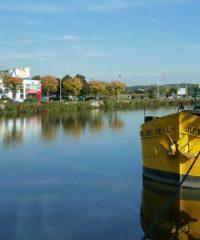 Le Canal du centre – Secteur Montceau-les-Mines