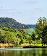 Canal Champagne Bourgogne – Secteur Fronville