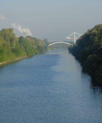 Le Canal de la Deûle – Secteur Oignies
