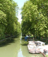 Canal de Garonne – Parcours Malause