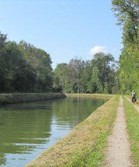 Canal de la Marne au Rhin – Secteur Mussey