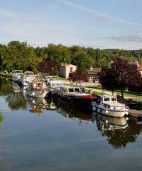 Canal de la Marne au Rhin – Secteur Pagny sur Meuse