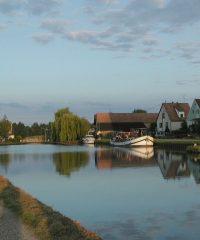 Le canal de la Marne au Rhin – Secteur Eckwersheim à Vendenheim
