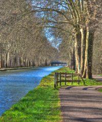 Le canal du Rhône au Rhin – Secteur Eschau à Illkirch