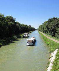 Le Canal du Rhône au Rhin – Dans tout le département