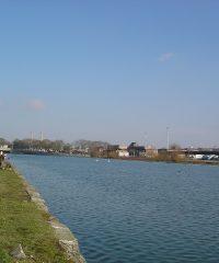 Canal de Saint-Quentin – Parcours Saint-Quentin secteur Quai Gayant