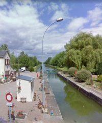 Canal de la Sambre à l'Oise – Parcours Noyales