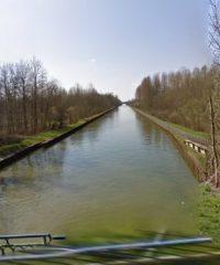 Canal de la Sambre à l'Oise – Parcours Ribemont