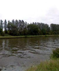 Le Canal de la Deûle – Secteur Courcelles Les Lens