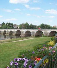 Le Cher – Parcours Selles-sur-Cher – La Thizardière
