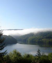 Le lac d'Enchanet