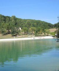 Lac Saint-Sernin
