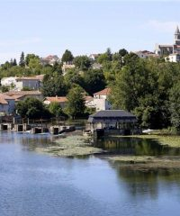 La Charente – Secteur Chérac