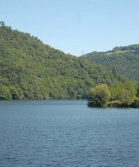 Lac de Barrage du Sablier