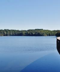 Lac de Barrage de la Valette – Marcillac-la-Croisille